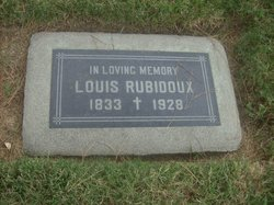 Louis Rubidoux, Jr