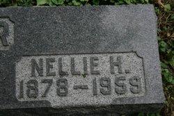 Nellie H <i>Dailey</i> Weber