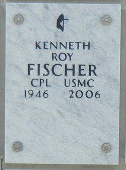Kenneth Roy Fischer