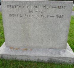 Newton T. Aldrich