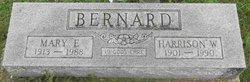 Harrison West Bernard