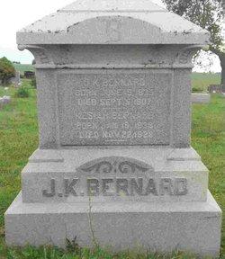 James K Bernard