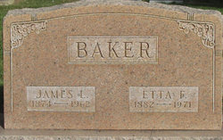 Etta Florence <i>Welch</i> Baker