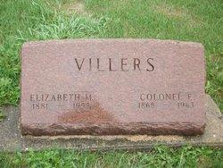 Elizabeth May <i>Hand</i> Villers