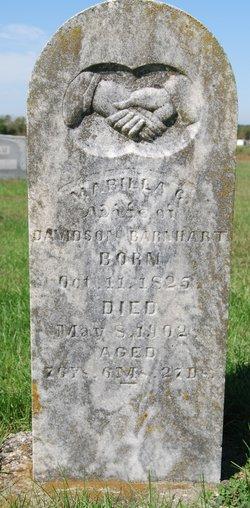 Marilla Catherine <i>Babb</i> Barnhart