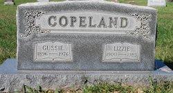 Elizabeth Lizzie <i>(Barnhart)</i> Copeland