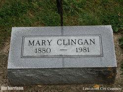 Mary Clingan