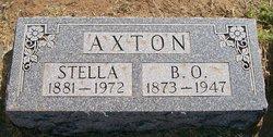 Stella <i>Haxton</i> Axton