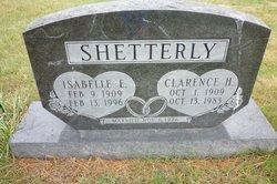 Clarence Shetterly