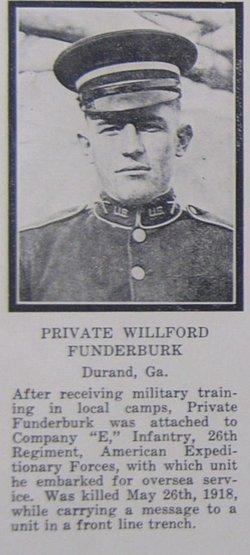 Willford Funderburk