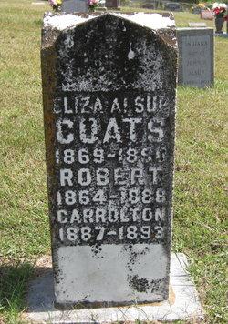 Eliza <i>Alsup</i> Coats