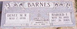 Harold T. Barnes