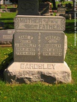 Joseph Bardsley