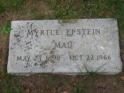 Myrtle <i>Epstein</i> Mau