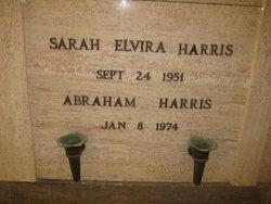 Abraham Harris