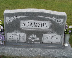 Percy Richard Adamson