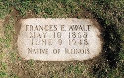 Frances Ellen <i>Brown</i> Awalt