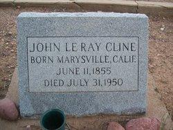 John Leroy Cline
