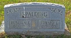 Rosella Elizabeth <i>Crane</i> Spalding