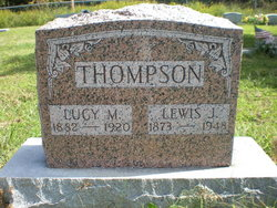 Lucy <i>Hill</i> Thompson