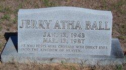 Jerry Atha Ball