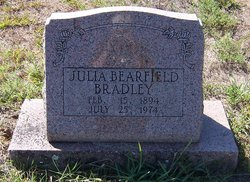 Julia Bearfield-Bradley