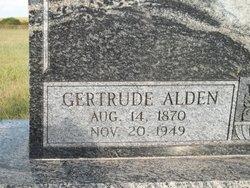 Gertrude <i>Alden</i> Botz