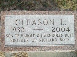 Cleason L. Botz
