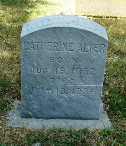 Catherine Alter