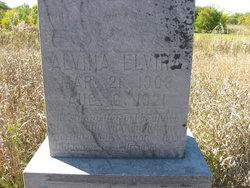 Alvina Elvira Luchau