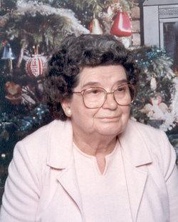 Mrs Fleeta Marie <i>Stuller</i> Begue