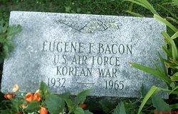 Eugene F Bacon