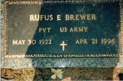 Rufus Eugene Brewer