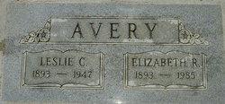 Leslie Charles Avery