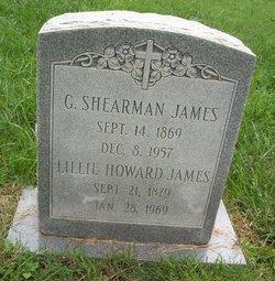 G Shearman James