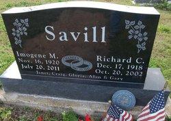 Richard C Savill