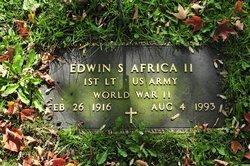 Edwin S. Africa, II