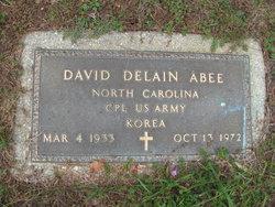 David Delain Abee