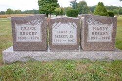 James A. Berkey, Sr