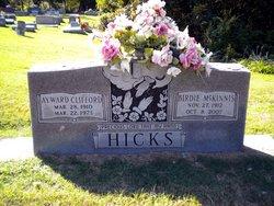 Ayward Clifford Hicks