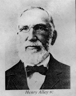 Henry Alley