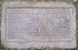 Adolph H Alaniz