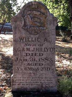 Willie A. Hillyer