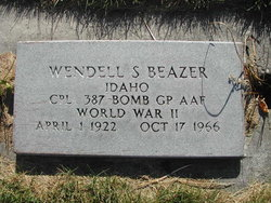 Wendell Scholes Beazer
