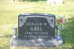 Gerald W Abel