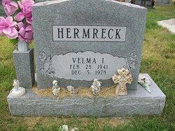 Velma I Hermreck