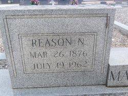 Reason N Marchant