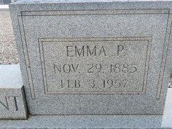 Emma Lou <i>Paul</i> Marchant