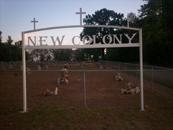 New Colony Cemetery