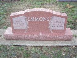 Elsie G Emmons
